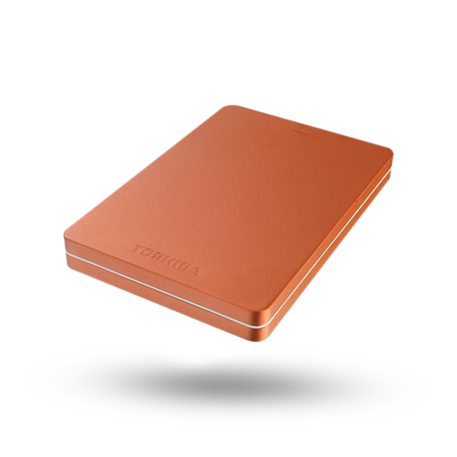 canvio alutoshiba portable hard drives